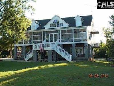 Wateree Hills, Lake Wateree, wateree keys, wateree estate, lake wateree - the woods Single Family Home For Sale: 1513 Rockbridge