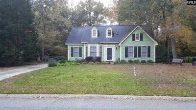 Irmo Single Family Home For Sale: 228 E Dean
