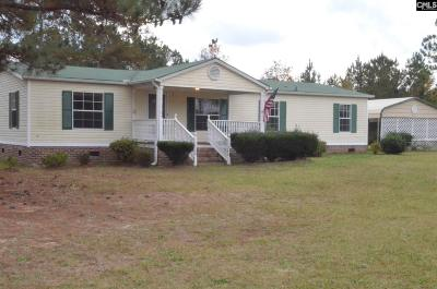 Bishopville Single Family Home For Sale: 4679 Camden Highway