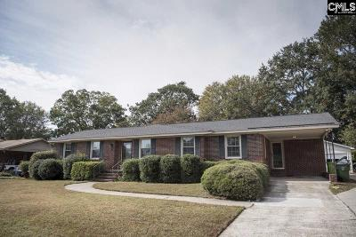 Columbia Single Family Home For Sale: 801 Walters