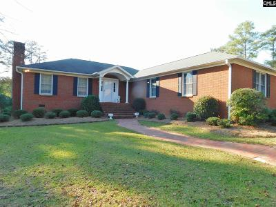 Batesburg Single Family Home For Sale: 550 Kendall