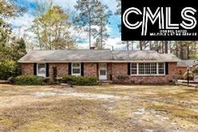 Forest Acres Single Family Home For Sale: 3704 Foxhall