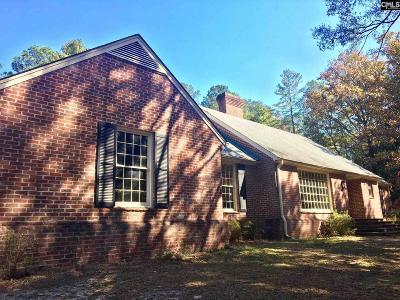 Camden Single Family Home For Sale: 2114 Davie