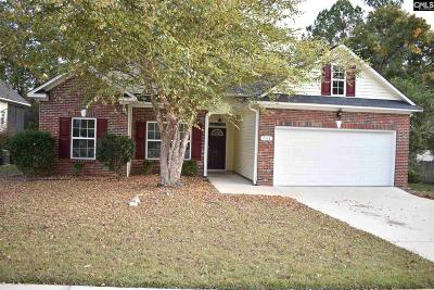 Blythewood Single Family Home For Sale: 443 Apple Branch