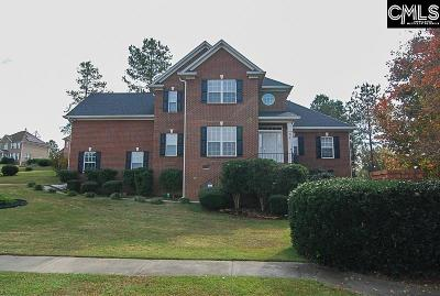 Blythewood, Ridgeway, Winnsboro, Columbia, Elgin, Ballentine, Eastover, Forest Acres, Gadsden, Hopkins Single Family Home For Sale: 2 Hunters Pond