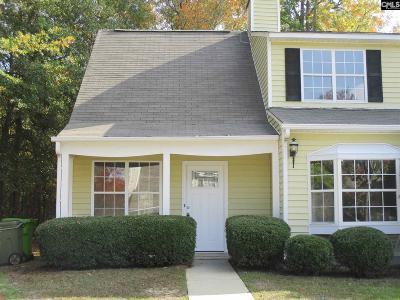 Lexington County, Richland County Townhouse For Sale: 1108 Cloister