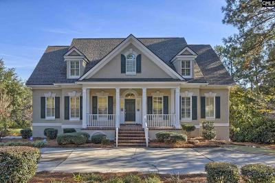 Columbia Single Family Home For Sale: 220 Aiken Hunt