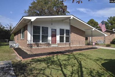 Cayce Single Family Home For Sale: 2304 Waterloo