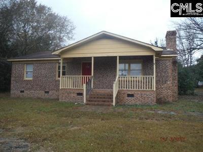 Camden Single Family Home For Sale: 1605 Shannon