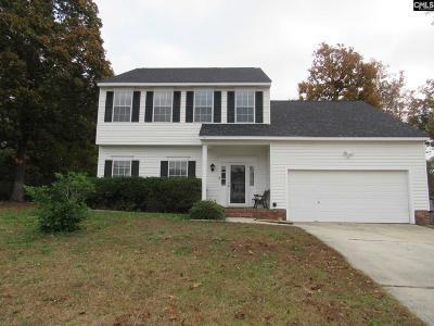 Misty Glen Single Family Home For Sale: 213 Glen Rose