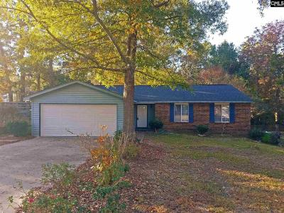 Irmo, Ballentine Single Family Home For Sale: 38 Thistle