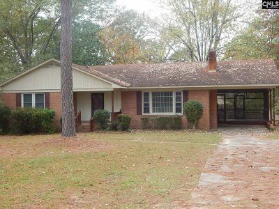 Camden Single Family Home For Sale: 2009 Woodside