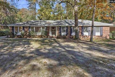 Forest Acres Single Family Home For Sale: 4206 Willingham