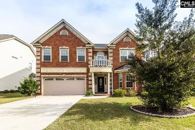 Blythewood Single Family Home For Sale: 518 Water Willow