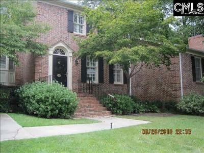 Lexington County, Richland County Townhouse For Sale: 3020 Trenholm #137