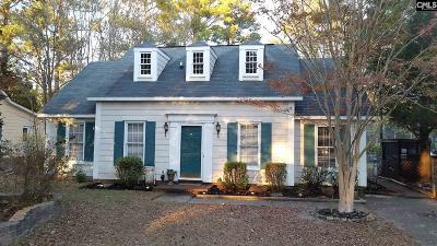 Irmo Single Family Home For Sale: 1407 Chadford