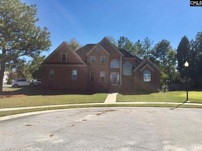 Columbia Single Family Home For Sale: 1 Coopersmith
