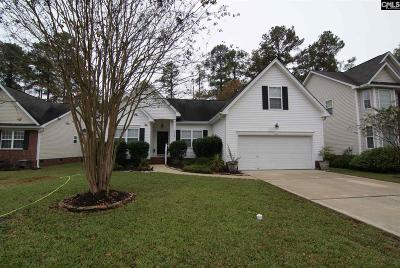 Irmo Single Family Home For Sale: 311 Delaine Woods