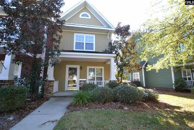 Lexington County, Richland County Townhouse For Sale: 400 Hampton Forest