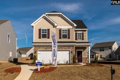 Single Family Home For Sale: 615 Kimpton