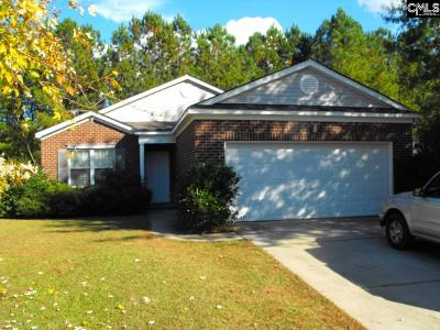 Irmo Single Family Home For Sale: 3 Paddock Chase