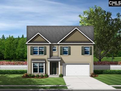 Single Family Home For Sale: 605 Kimpton