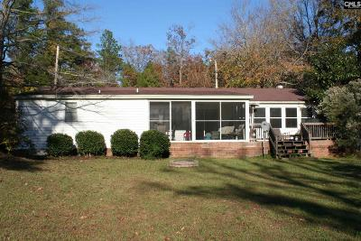 Lexington County, Newberry County, Richland County, Saluda County Single Family Home For Sale: 458 Creek End
