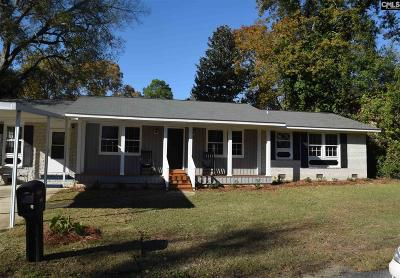 West Columbia Single Family Home For Sale: 1402 F Ave