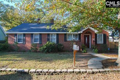 Cayce Single Family Home For Sale: 318 Lyles