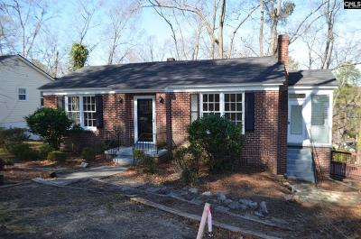 Earlewood Single Family Home For Sale: 1223 Harvey