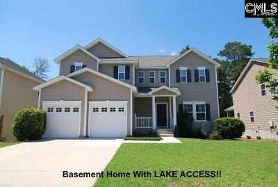 Settlers Point At Lake Murray Single Family Home For Sale: 120 Plymouth Pass