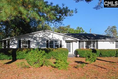 Forest Acres Single Family Home For Sale: 3023 Pine Belt