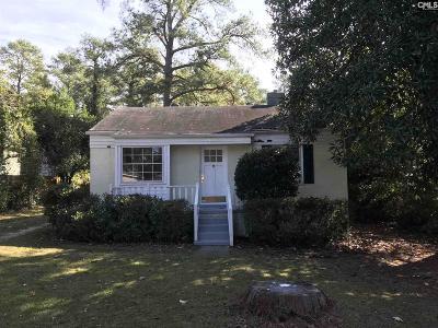 Single Family Home For Sale: 2422 Carroll