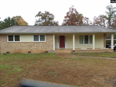 Single Family Home For Sale: 1060 Old Bush River