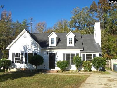 Irmo Single Family Home For Sale: 94 Chadford