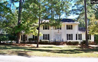 West Columbia Single Family Home For Sale: 2104 Raven