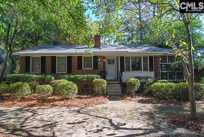 Forest Acres Single Family Home For Sale: 167 Vallejo