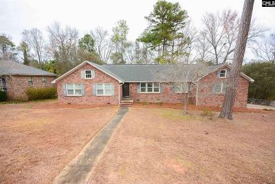 Irmo Single Family Home For Sale: 161 Chillingham