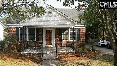 Cayce Single Family Home For Sale: 1415 State