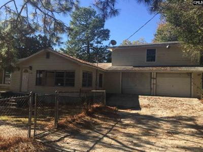 Single Family Home For Sale: 4563 Midway