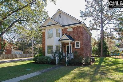 Shandon Single Family Home For Sale: 3130 Heyward