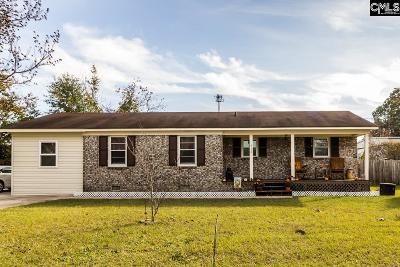 Lexington Single Family Home For Sale: 215 Oak Ridge