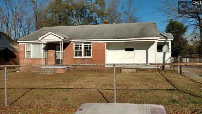 Cayce Single Family Home For Sale: 2215 James