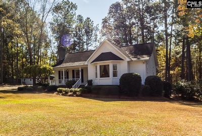 Kershaw County Single Family Home For Sale: 89 Creekside