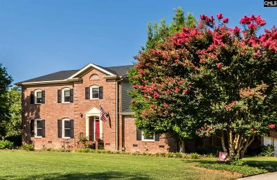 Blythewood Single Family Home For Sale: 3 Foxwood Knoll