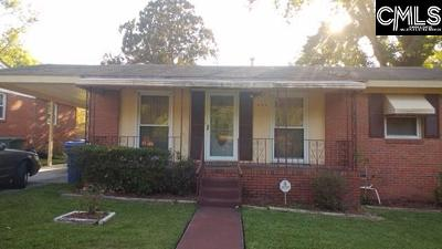 Columbia Single Family Home For Sale: 440 Floyd