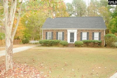 Harbison Single Family Home For Sale: 23 Eastpine