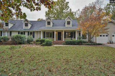 Blythewood Single Family Home For Sale: 1124 Abney Hill