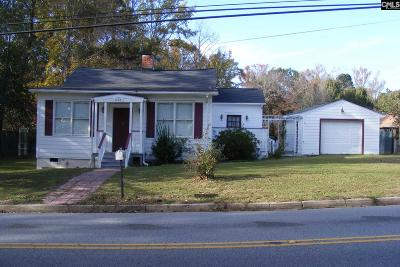 Camden Single Family Home For Sale: 1725 Haile Street