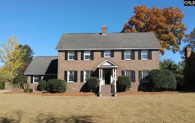 Columbia Single Family Home For Sale: 6005 Hampton Ridge